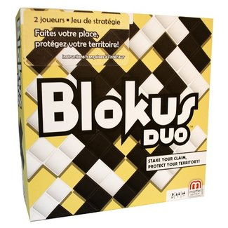 Mattel Games Blokus - Duo [Multi]