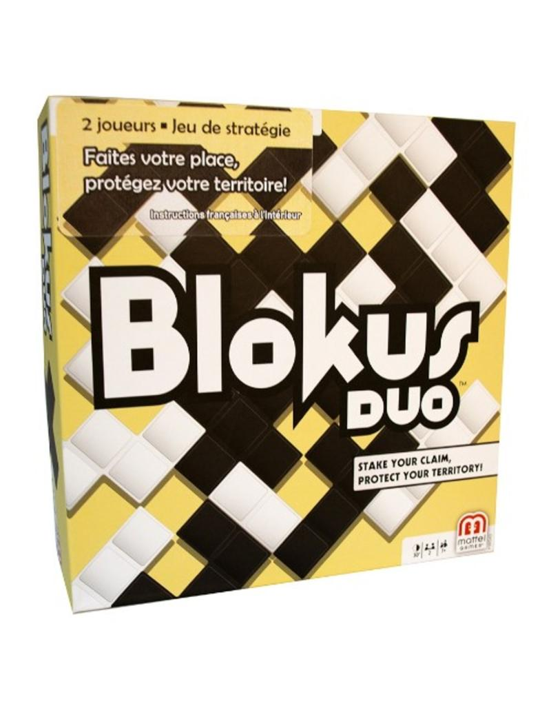 Mattel Games Blokus - Duo [multilingue]