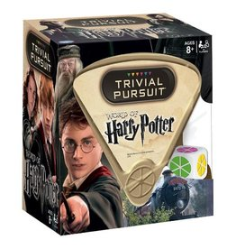 Hasbro Games Trivial Pursuit - World of Harry Potter [anglais]