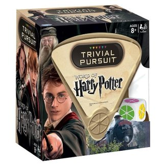Hasbro Games Trivial Pursuit - World of Harry Potter [English]