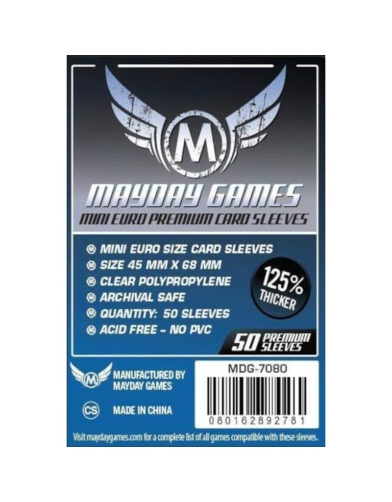Mayday Games Protecteurs de cartes (45mm x 68mm) - Paquet de 50 [MDG-7080]