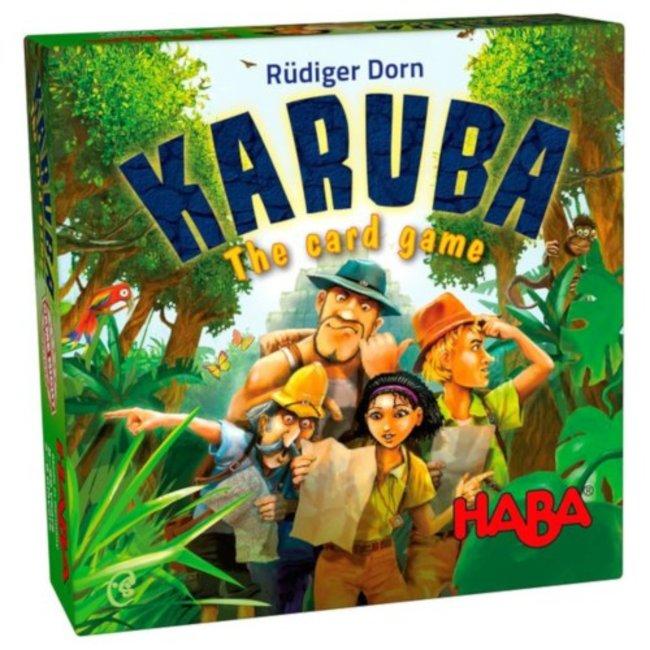 Haba Karuba - The Card Game [Multi]