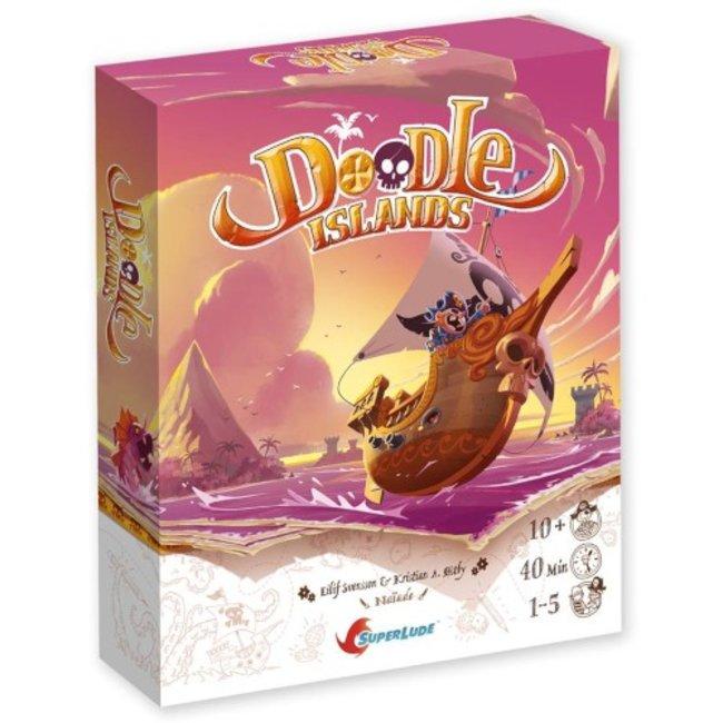 Superlude Doodle Islands [français]