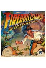 Restoration Games Fireball Island : The Last Adventurer [anglais]