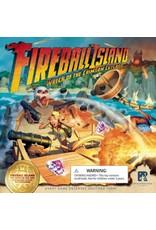 Restoration Games Fireball Island : Wreck of The Crimson Cutlass [anglais]