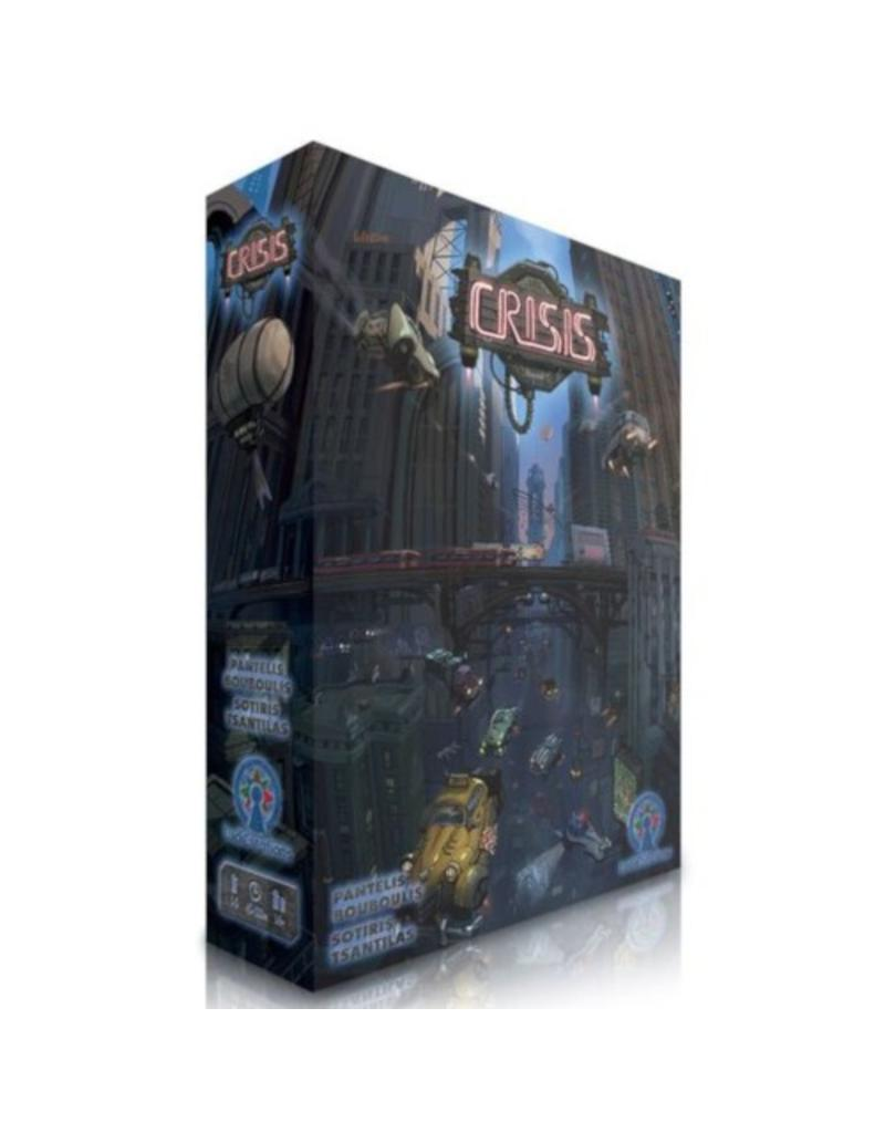 Geek Attitude Games Crisis [français]
