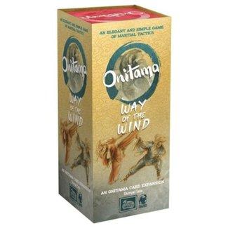 Arcane Wonders Onitama : Way of the Wind [English]