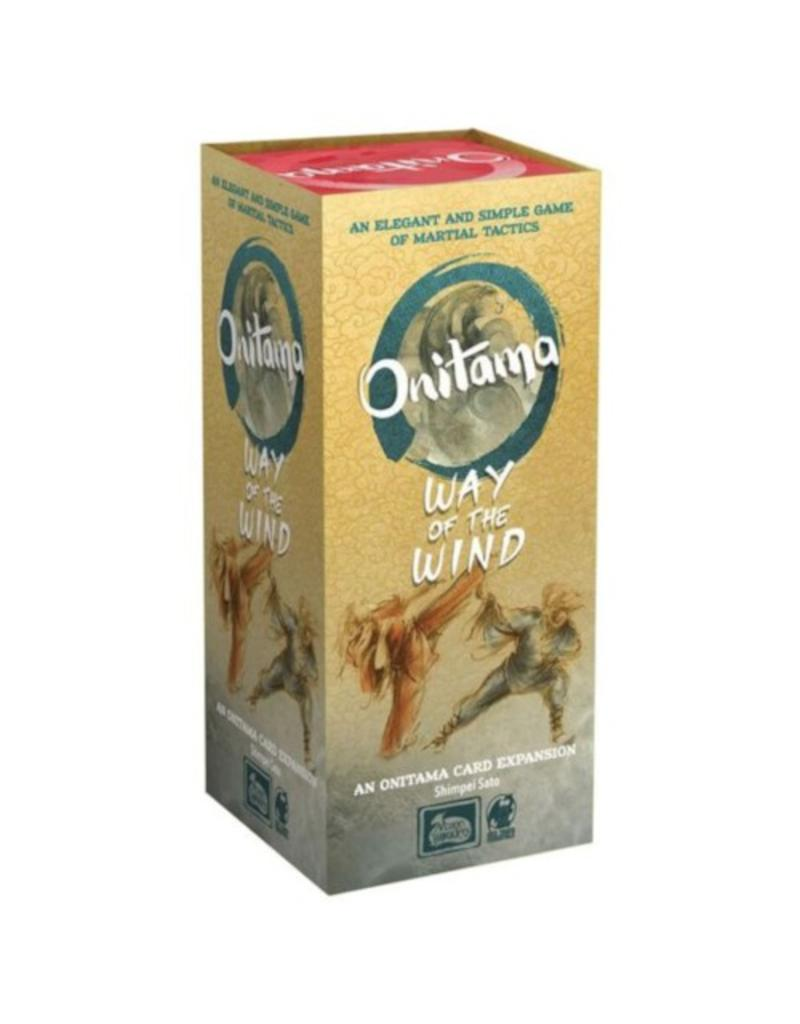 Arcane Wonders Onitama : Way of the Wind [anglais]