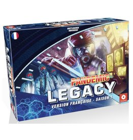 Z-Man Pandemic - Legacy - Saison 1 (boîte bleue) [français]