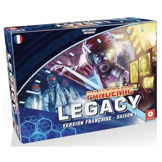 Z-Man Pandemic - Legacy - Saison 1 (boîte bleue) [French]
