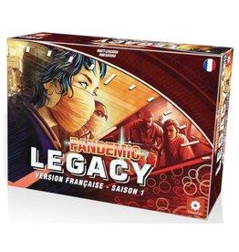 Z-Man Pandemic - Legacy - Saison 1 (boîte rouge) [français]