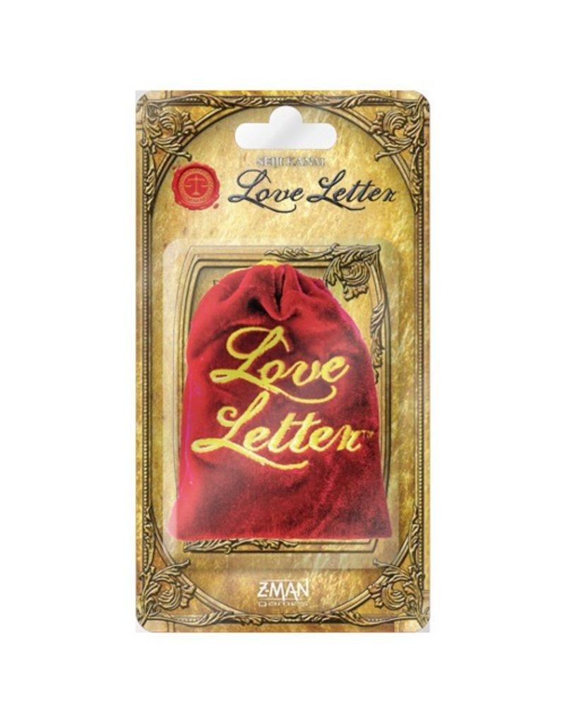 Z-Man Love Letter [anglais]