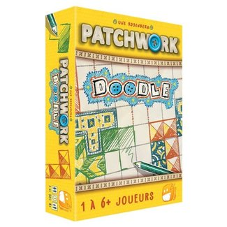 Funforge Patchwork - Doodle [French]