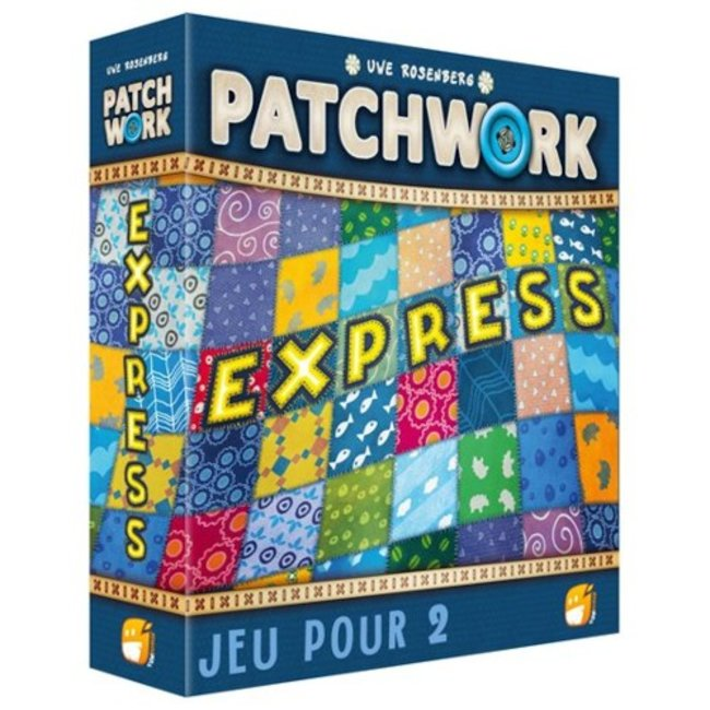 Funforge Patchwork - Express [French]