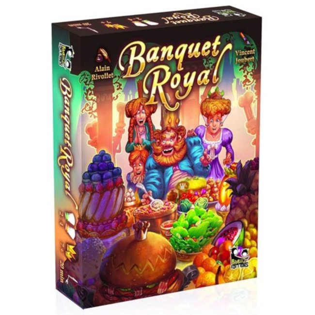 Bankiiiz Éditions Banquet Royal [French]