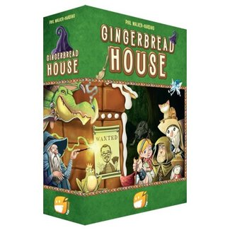Funforge Gingerbread House [French]