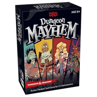 Wizard of the Coast Dungeon Mayhem [anglais]