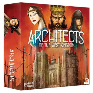 Renegade Game Studios Architects of the West Kingdom [English]