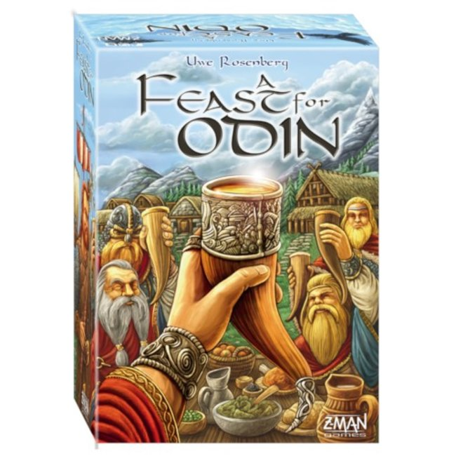 Z-Man A Feast for Odin [English]