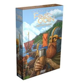 Z-Man A Feast for Odin : The Norwegians [anglais]