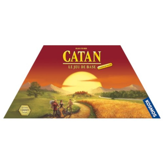 Kosmos Catan - Édition de voyage [French]