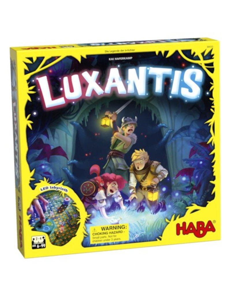 Haba Luxantis [multilingue]