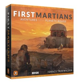 EDGE First Martians [français]