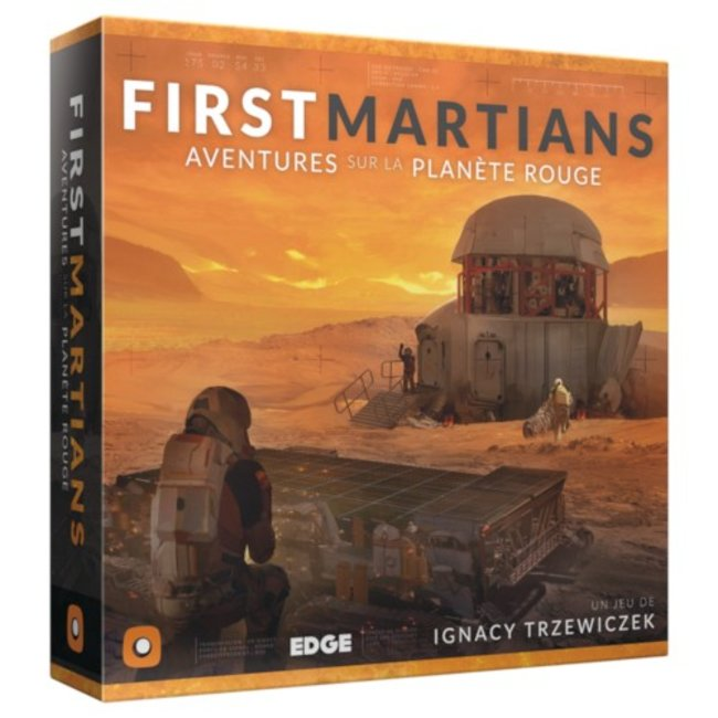 EDGE First Martians [French]