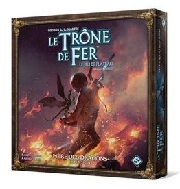 Fantasy Flight Games Trône de fer (le) - le jeu de plateau (seconde édition) : Mère des Dragons [français]