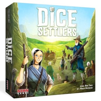 NSKN Games Dice Settlers [English]