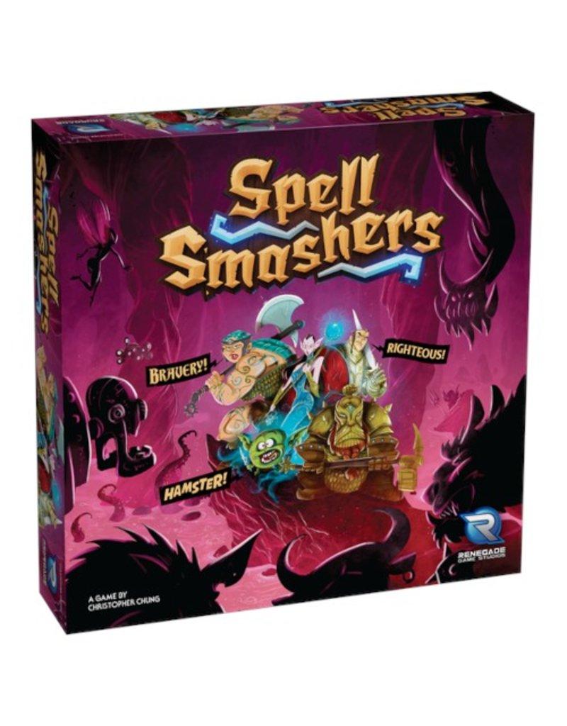 Renegade Game Studios Spell Smashers [anglais]