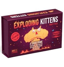 Exploding Kittens Exploding Kittens - Party Pack [anglais]