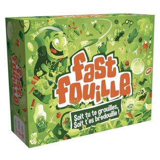 Cocktail Games Fast Fouille [French]