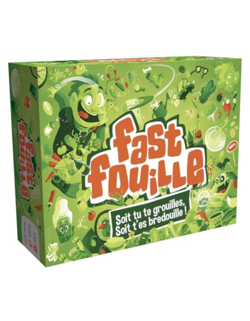 Cocktail Games Fast Fouille [français]