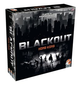 Eggertspiele Blackout - Hong Kong (2nd edition) [anglais]