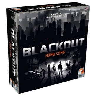Eggertspiele Blackout - Hong Kong (2nd edition) [English]