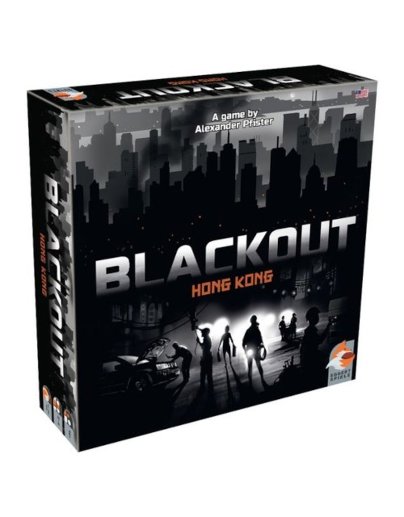 Eggertspiele Blackout - Hong Kong [anglais]