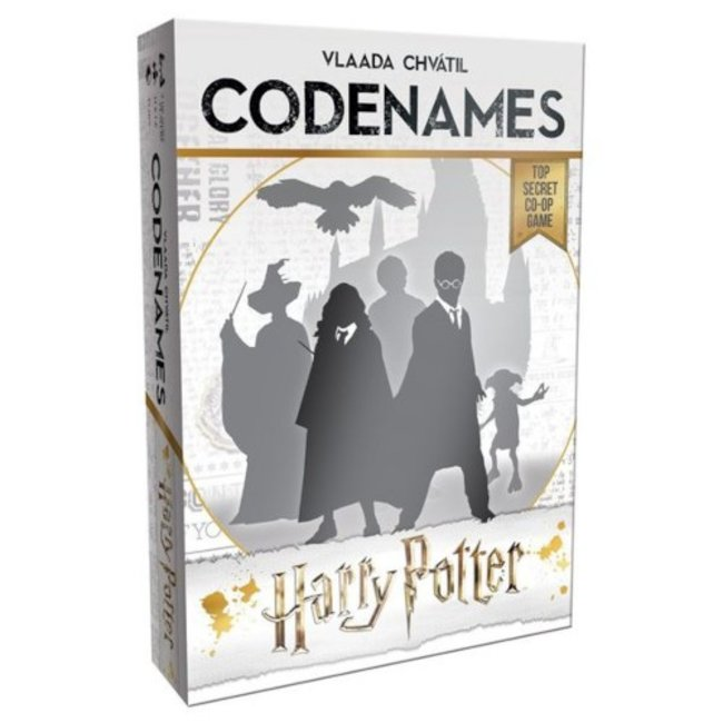 CGE Codenames - Harry Potter [English]