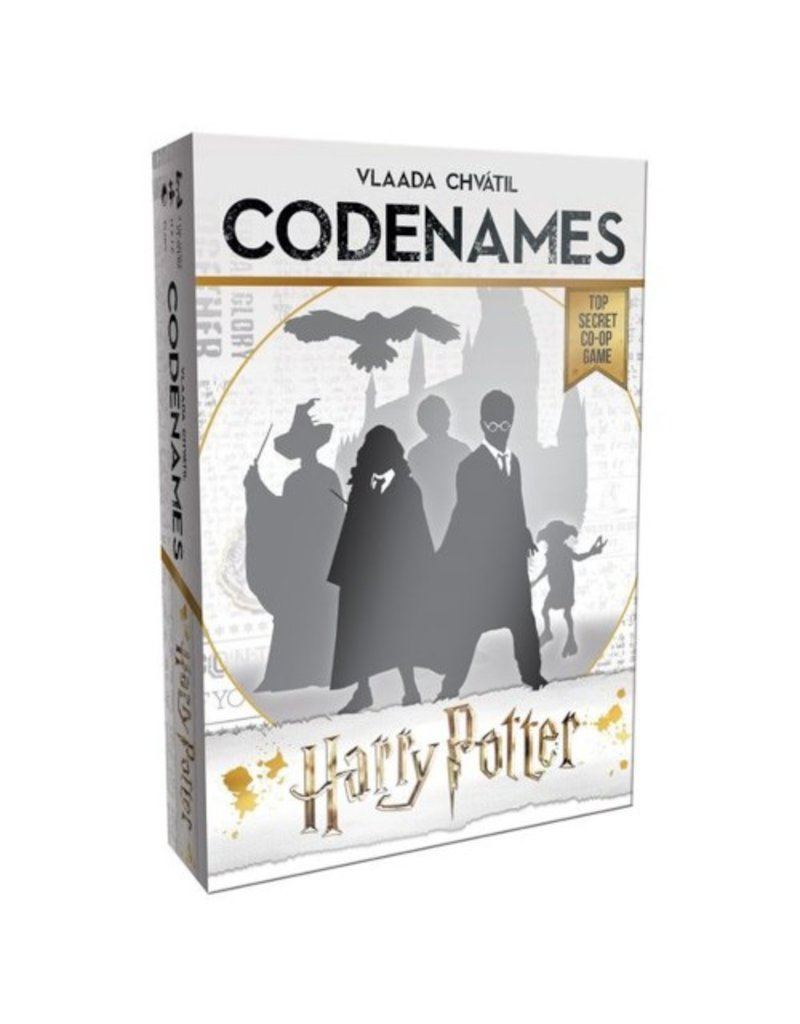 CGE Codenames - Harry Potter [anglais]