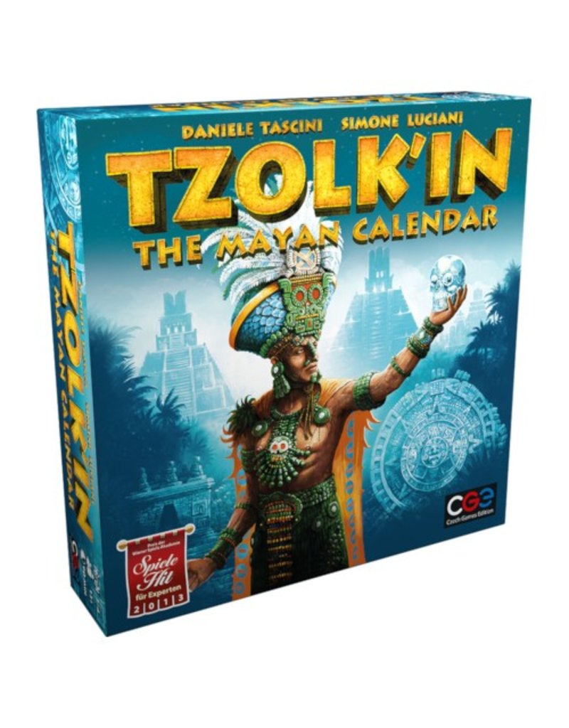 CGE Tzolk'In - The Mayan Calendar [anglais]