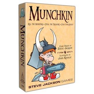 Steve Jackson Games Munchkin [English]