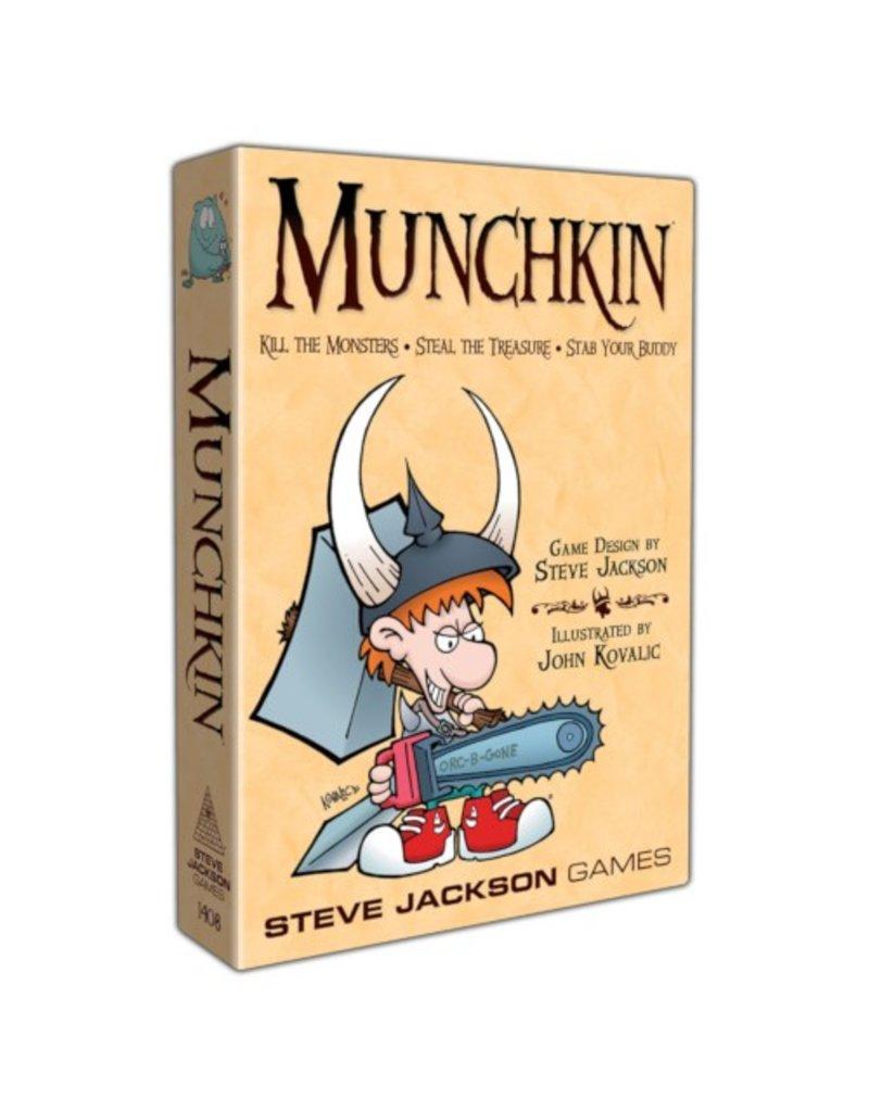 Steve Jackson Games Munchkin [anglais]