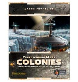 Intrafin Terraforming Mars : Colonies [français]