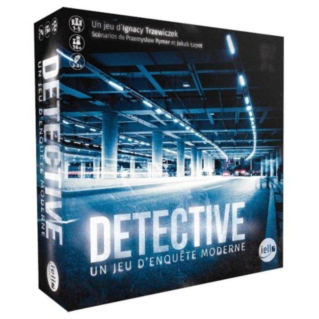 Iello Detective - Un jeu d'enquête moderne [français]