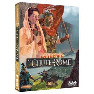 Z-Man Pandemic - La chute de Rome [French]