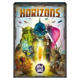 Pixie Games Horizons [French]