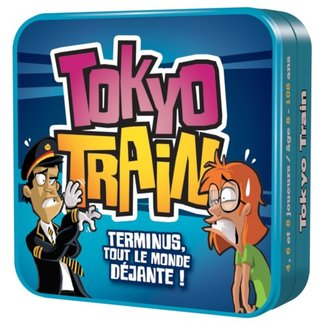 Cocktail Games Tokyo Train [French]
