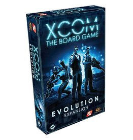 Fantasy Flight Games XCOM - The Board Game : Evolution [anglais]