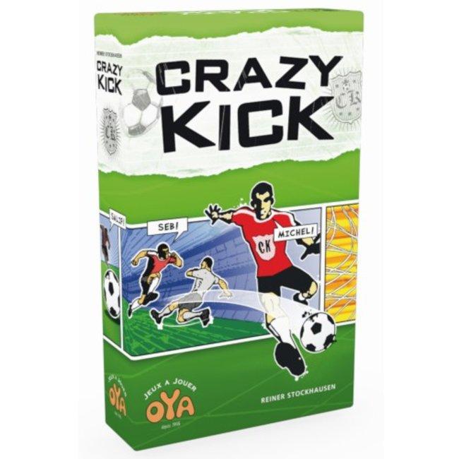 Oya Crazy Kick [French]
