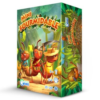 Sphere Games Mini Fourmidable [French]